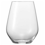 Libbey Glass 4808002 White Wine Glass 14.25 Oz., Artistry Collection, Authentis Casual, 12 Pack by Wine Glasses