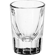 Libbey Glass 5126/S0711 - Whiskey Glass 2 Oz., Fluted, 48 Pack