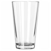 Libbey Glass 5137 - Mixing Glass 20 Oz., Clear, 24 Pack