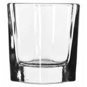 Libbey Glass 5277 Shot Glass Whiskey Glass Prism 2 Oz., 72 Pack