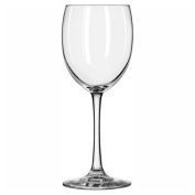 Libbey Glass 7502 - Glass 12 Oz., Vina Wine, 12 Pack