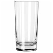 Libbey Glass 814CD Beverage Glass 12.5 Oz., Fin Heavy Base, 36 Pack
