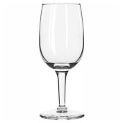 Libbey Glass 8466 Wine Glass Tall 6.5 Oz., Citation, 36 Pack by Wine Glasses