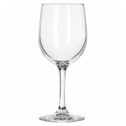 Libbey Glass 8564 Wine Glass 8.5 Oz., Glassware, Napa Country, 24 Pack