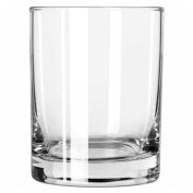 Libbey Glass 918CD - Double Old Fashioned Glass 13.5 Oz., Glassware, Heavy Base Finedge, 36 Pack