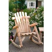 Lakeland Mills Rocking Chair - Unfinished/Natural
