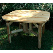 Lakeland Mills 47'' Roundabout Table - Natural
