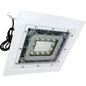 Larson Electronics HALD-24-1X150LED-1227-125B-56K, 2x2 Troffer Mount C1D1 150W LED Light, 125 Deg