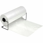 "Gusseted Bags on a Roll, 24"" x 20"" x 48"" 1.5 Mil Clear, 200 per Roll"