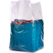 """Gusseted Bags on a Roll, 30"""" x 26"""" x 60"""" 2 Mil Clear, 100 per Roll"""