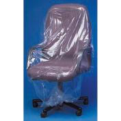 """Furniture Bags, Fits 106"""" Sofa, 140"""" x 45"""" 1 Mil Clear, 100 per Roll"""