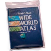 """Reclosable Clear Poly Bags 24"""" W x 24"""" L , 6 Mil 100 Case"""