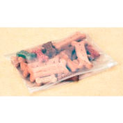 Slider Top Reclosable Bags 3 Mil, 13X18, 250 per Case, Clear