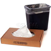 Clear LLDPE Liners 0.78 mil, 15X9X31, 500 per Case, Clear