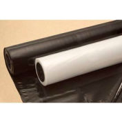 Construction & Agricultural Film, 12'W x 100'L 4 Mil Clear, 1 Roll