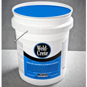 Weld-Crete® Concrete Bonding Agent 5 Gallon Pail - 1/Case
