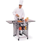 Lakeside® 110 Stainless Work Table With Wings