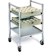 Lakeside® 197, Mobile Glass And Cup Rack - Small