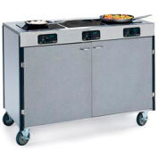 Induction Creation Express - 3 Cooktops - Gray Sand