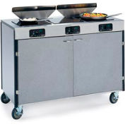 Induction Creation Express w/ Filtration - 3 Cooktops - Blue