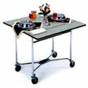 Lakeside® Standard Room Service Table - Square