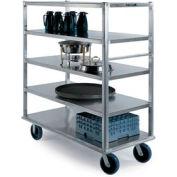 """Lakeside® 4565 4 Shelf Banquet Truck - 62""""H"""