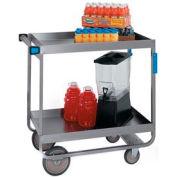 Lakeside® 527 NSF HD Deep Shelf Stainless Steel Cart 38 x 22 x 37 700 Lb Cap