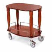 Geneva Lakeside Round Serving Cart, 70030