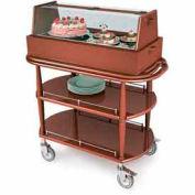 Geneva Lakeside Dessert Cart w/ Square Top Display, 70355