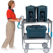 Lakeside® 7130 Tough Transport Handler Cart 57-7/16 x 21-5/8 x 46-3/4 1000 Lb Cap