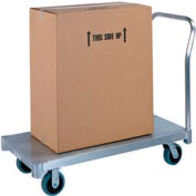 Lakeside® 7518 Aluminum Platform Truck 60 x 30 2000 Lb Cap