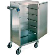 Lakeside® Late Tray Cart - Silver