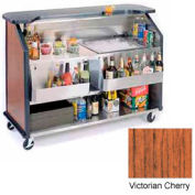 "Geneva Lakeside 64"" Beverage Bar, Insulated Ice Bin, 887-VictorianCherry"