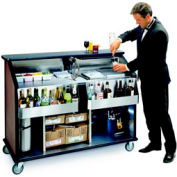 Party Pleaser Bar - Ice Bin and Cold Plate - Gray Sand