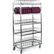 Lakeside® 897 Dome Drying Rack - 60 Capacity