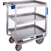 Lakeside® 944 Tough Transport 3 Shelf Cart 39 x 22-3/4 x 37-3/8 1000 Lb Cap