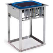 Lakeside® 976, Drop-In Tray And Glass Dispenser - 150 Trays