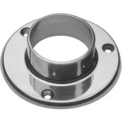 "Lavi Industries, Flange, Wall, for 2"" Tubing, Polished Stainless Steel"