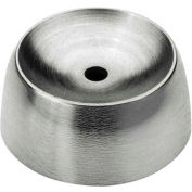 """Lavi Industries, Angle Collar, for 1.5"""" Tubing, Satin Stainless Steel"""