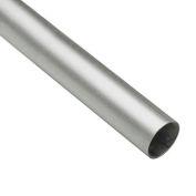 "Lavi Industries, Tube, 1.5"" x .050"" x 12', Satin Stainless Steel"