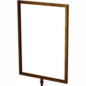 Sign Frame - Antique Copper 11 x 7
