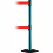Dual Line Tensabarrier Green - Red Belt