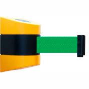 Wall Mount Unit Black/Yellow - 24' Green Belt