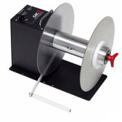 """LABELMATE  Automatic Rewinder W/ Tension Sensor Arm For Up To 8-1/2"""" W x 12"""" Dia. 3"""" Core Rolls"""