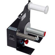 """Labelmate USA Automatic Label Dispenser for Up To 4-1/2"""" Width Labels, 11""""L x 8-1/2""""W x 14""""D, Black"""