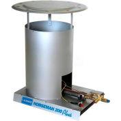 L.B. White® Portable Gas Heater Norseman 200 Plus, 200K BTU, Propane
