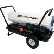 L.B. White® Portable Kerosene Heater Tradesman K175 BTU #1 or #2 Fuel Oil