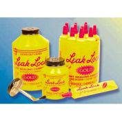 Leak Lock Gold Jar With Brush Top - Pkg Qty 12