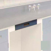 "Kneespace Drawer Housing, 24""W x 22-1/2""D x 3-3/4""H, Stone Gray"