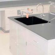 "Epoxy Drop-In Sink, 18""W x 15""D x 10-13/16""H"